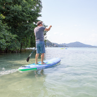 SUP am Wörthersee